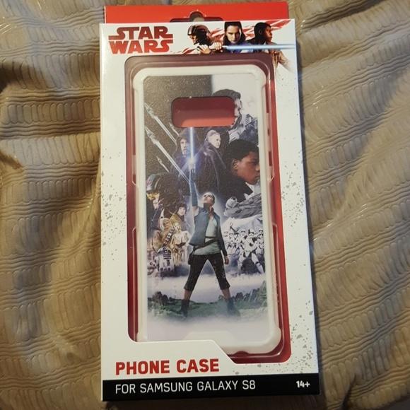 star wars galaxy s8 cases